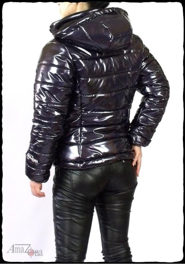 Montessa női lakk pufi dzseki